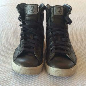 Diesel High-Top sneakers. Mens 9